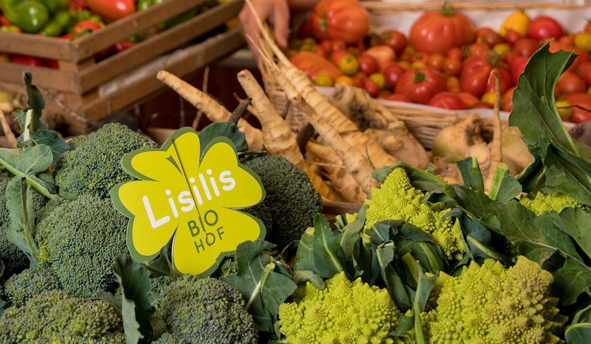Bio Einkaufen vom Lisilis Bio-Hof