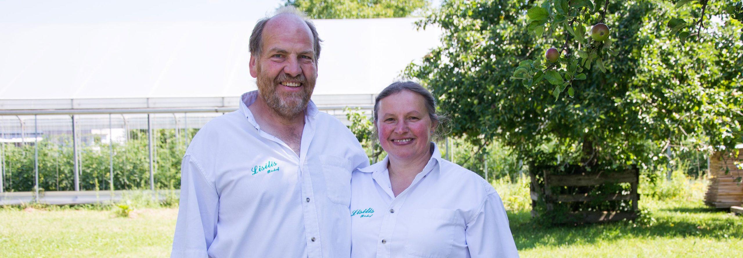 Karl und Brigitte