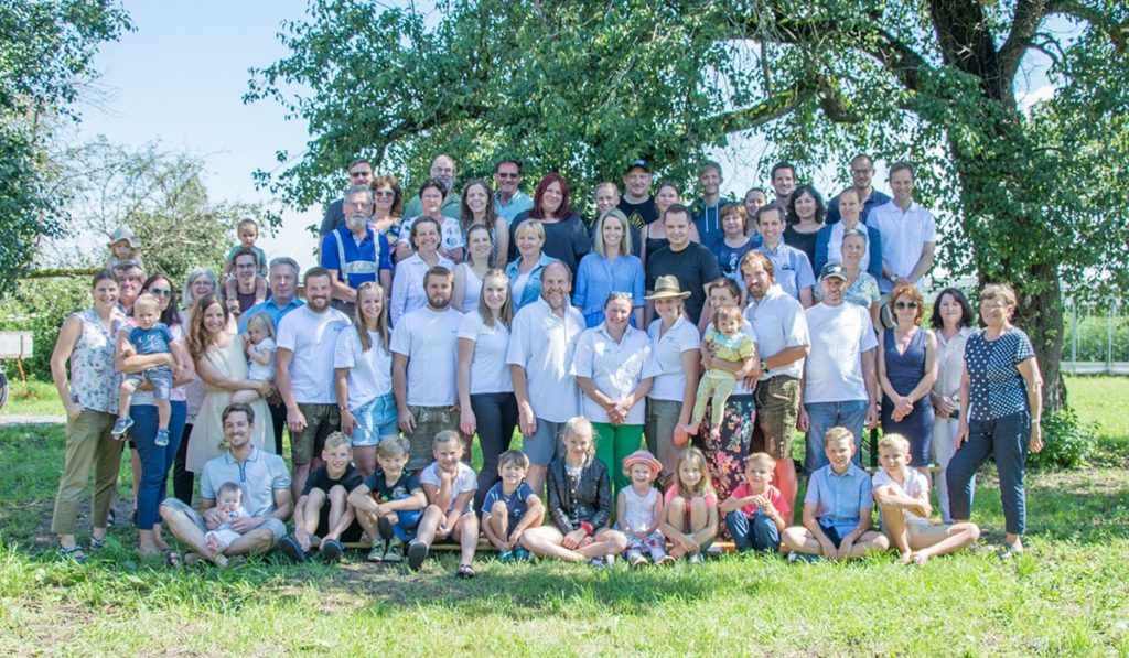 Lisilis Familie