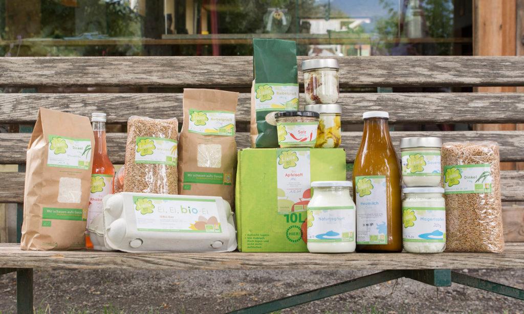 Lisilis Bio-Zusatzprodukte